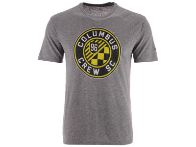 Columbus Crew SC adidas MLS Men's Vintage Too Triblend T-Shirt