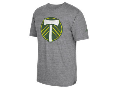 Portland Timbers adidas MLS Men's Vintage Too Triblend T-Shirt