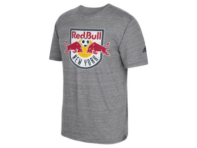 New York Red Bulls adidas MLS Men's Vintage Too Triblend T-Shirt