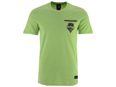 Seattle Sounders FC adidas MLS Men's Pocket T-Shirt