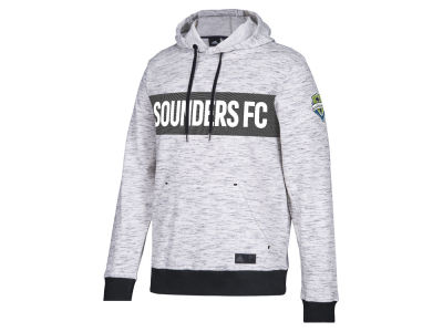Seattle Sounders FC adidas MLS Men's Bar None Hoodie