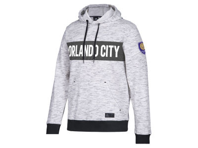 Orlando City SC adidas MLS Men's Bar None Hoodie