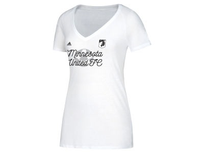 Minnesota United FC adidas MLS Women's Marked T-Shirt