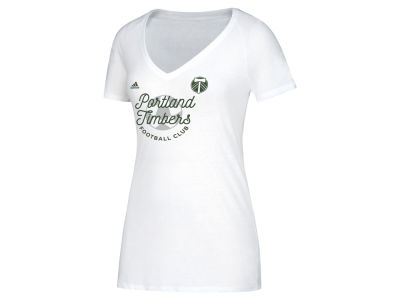 Portland Timbers adidas MLS Women's Marked T-Shirt