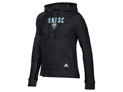 Seattle Sounders FC adidas MLS Women's Inner Drop Hoodie