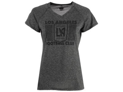 Los Angeles Football Club adidas MLS Women's Boxed Middle T-Shirt