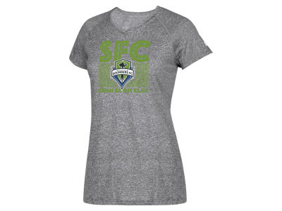 Seattle Sounders FC adidas MLS Women's Boxed Middle T-Shirt