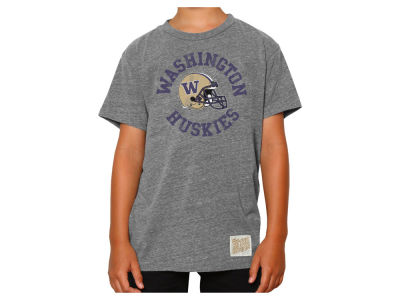 Washington Huskies Retro Brand NCAA Youth Vintage T-Shirt