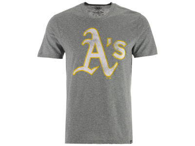 Oakland Athletics '47 MLB Men's Coop Tri-blend Match T-Shirt