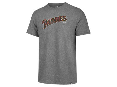 San Diego Padres MLB Men's Coop Tri-blend Match T-Shirt