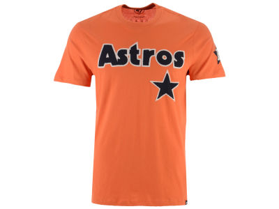 Houston Astros '47 MLB Men's Fieldhouse Basic T-Shirt
