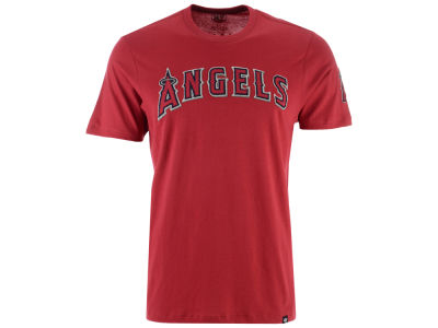Los Angeles Angels MLB Men's Fieldhouse Basic T-Shirt
