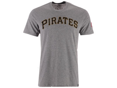 Pittsburgh Pirates MLB Men's Fieldhouse Basic T-Shirt