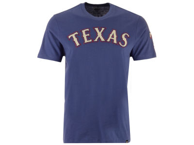 Texas Rangers '47 MLB Men's Fieldhouse Basic T-Shirt