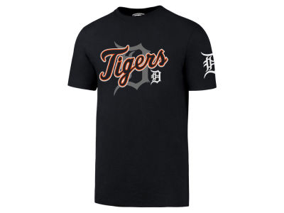 Detroit Tigers '47 MLB Men's On-Deck Rival T-Shirt