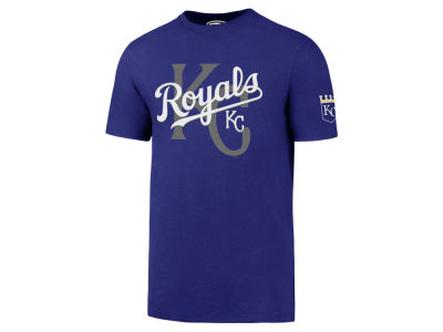 Kansas City Royals '47 MLB Men's On-Deck Rival T-Shirt