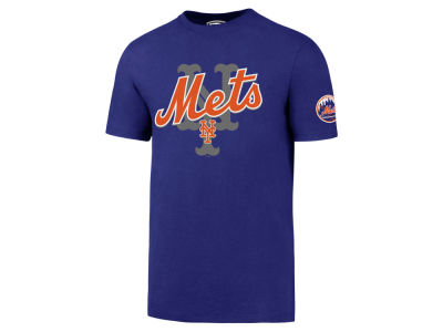 New York Mets '47 MLB Men's On-Deck Rival T-Shirt