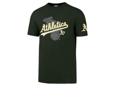 Oakland Athletics MLB Men's On-Deck Rival T-Shirt
