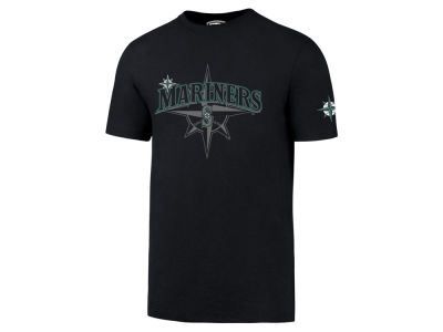 Seattle Mariners '47 MLB Men's On-Deck Rival T-Shirt