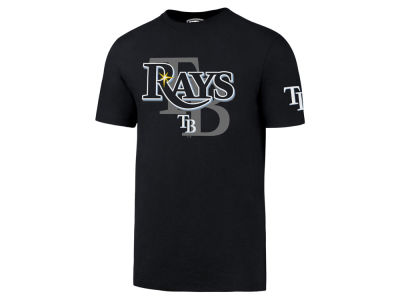 Tampa Bay Rays MLB Men's On-Deck Rival T-Shirt