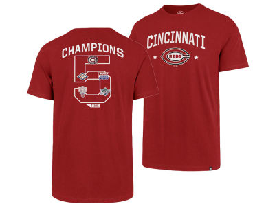 Cincinnati Reds MLB Men's Coop MVP Collection T-Shirt