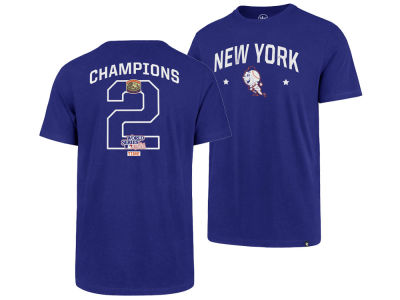 New York Mets '47 MLB Men's Coop MVP Collection T-Shirt