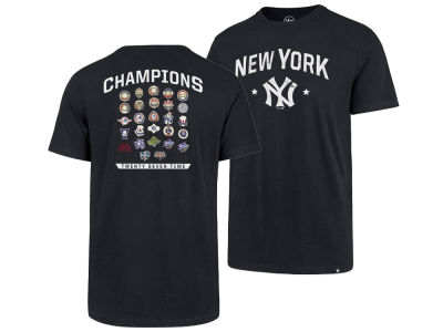 New York Yankees MLB Men's Coop MVP Collection T-Shirt