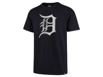 Detroit Tigers '47 MLB Men's Scrum Logo T-Shirt