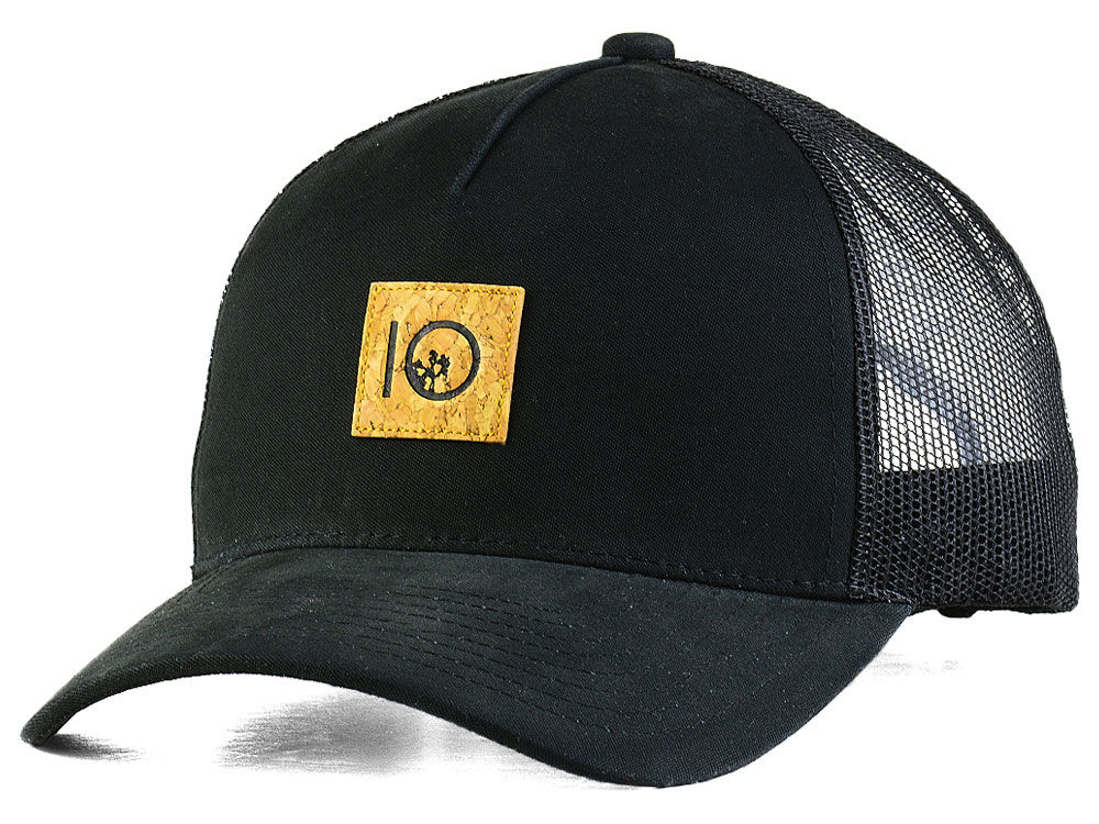 111a4b56c tentree Elevation Curved Trucker Cap