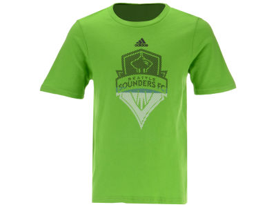 Seattle Sounders FC adidas MLS Kids Shooting Accuracy T-shirt