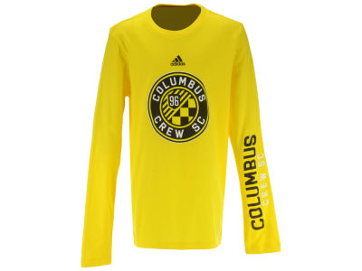 Columbus Crew SC MLS Youth Leave A Mark Long Sleeve T-shirt