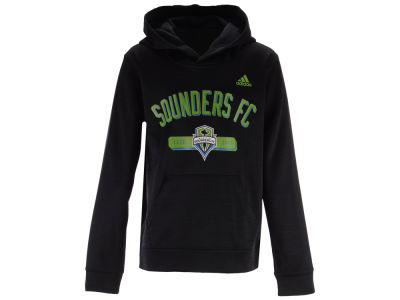 Seattle Sounders FC adidas MLS Youth Ultimate Hoodie