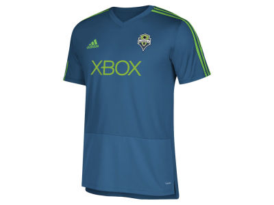 Seattle Sounders FC adidas MLS Men's Short Sleeve Training Jersey