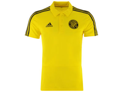 Columbus Crew SC adidas MLS Men's Coaches Polo