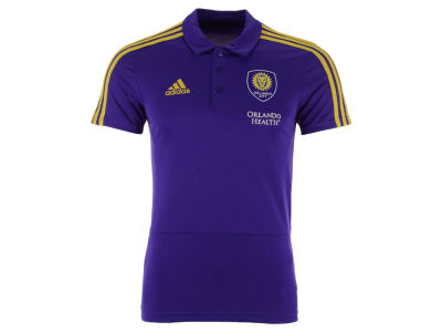 Orlando City SC adidas MLS Men's Coaches Polo
