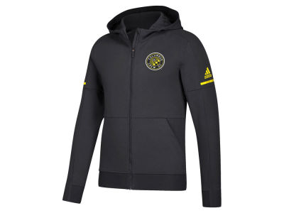 Columbus Crew SC adidas MLS Men's Travel Jacket