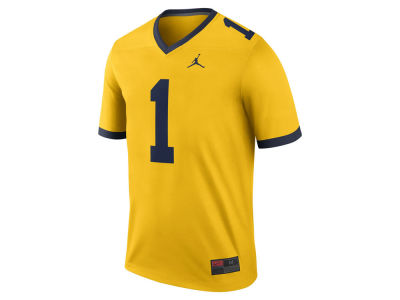 Michigan Wolverines NCAA Men's Legend Jersey
