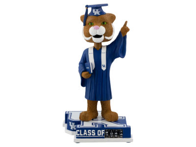 Kentucky Wildcats Graduation Bobblehead