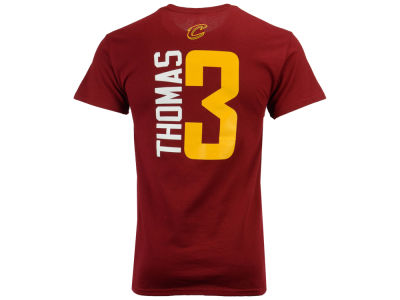 Cleveland Cavaliers Isaiah Thomas Majestic NBA Men's Vertical Name and Number T-Shirt