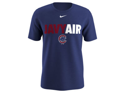 Chicago Cubs Javier Baez Nike MLB Men's Local Pack T-Shirt