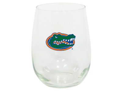Florida Gators Memory Company Stemless Wine Glass