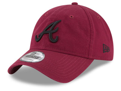 Atlanta Braves New Era MLB Washed Car 9TWENTY Cap
