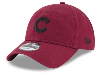 Chicago Cubs New Era MLB Washed Car 9TWENTY Cap