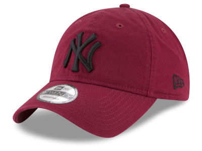 New York Yankees New Era MLB Washed Car 9TWENTY Cap