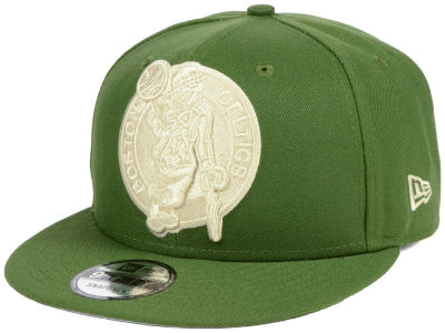 Boston Celtics New Era NBA Fashion 9FIFTY Snapback Cap