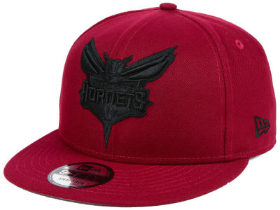 Charlotte Hornets New Era NBA Fashion 9FIFTY Snapback Cap