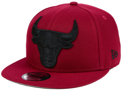 Chicago Bulls New Era NBA Fashion 9FIFTY Snapback Cap