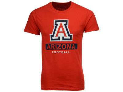 Arizona Wildcats 2 for $28 NCAA Men's Football Stencil T-Shirt
