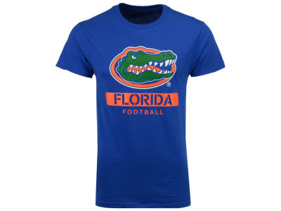 Florida Gators 2 for $28 NCAA Men's Football Stencil T-Shirt