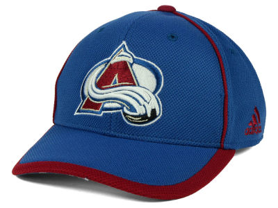 Colorado Avalanche adidas NHL Clipper Adjustable Cap